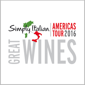 Simply Italian Great Wines Americas Tour 2016